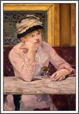 """The Plum"" by Manet"