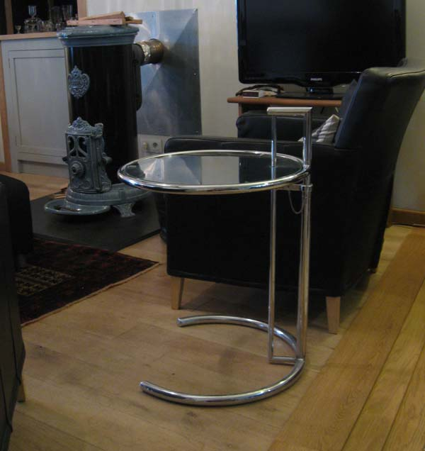 Martin dwyer consultant chef - Eileen gray table original ...