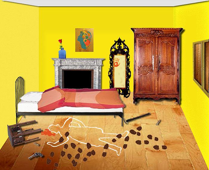 La chambre jaune agatha christie ~ Design de maison
